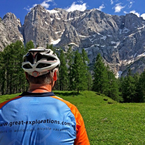 Great Exploration, Active travel, Biking trip, walking trip, Europe, Slovenia, Italy