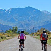 Utah Biking Trip Great Explorations - Photo Credit Susan F