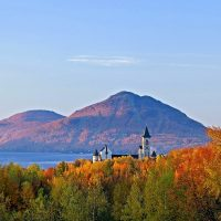 Great Explorations, active travel, biking trip, walking trip, Canada, Quebec, Eastern townships