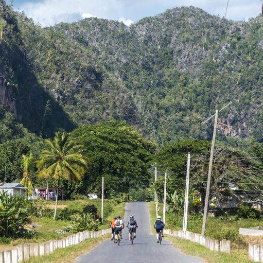 Western Cuba Biking