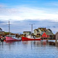 Cover picture Great Explorations - Nova Scotia